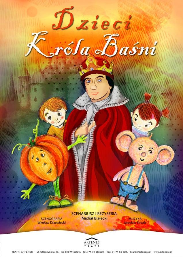 Dzieci Króla Baśni