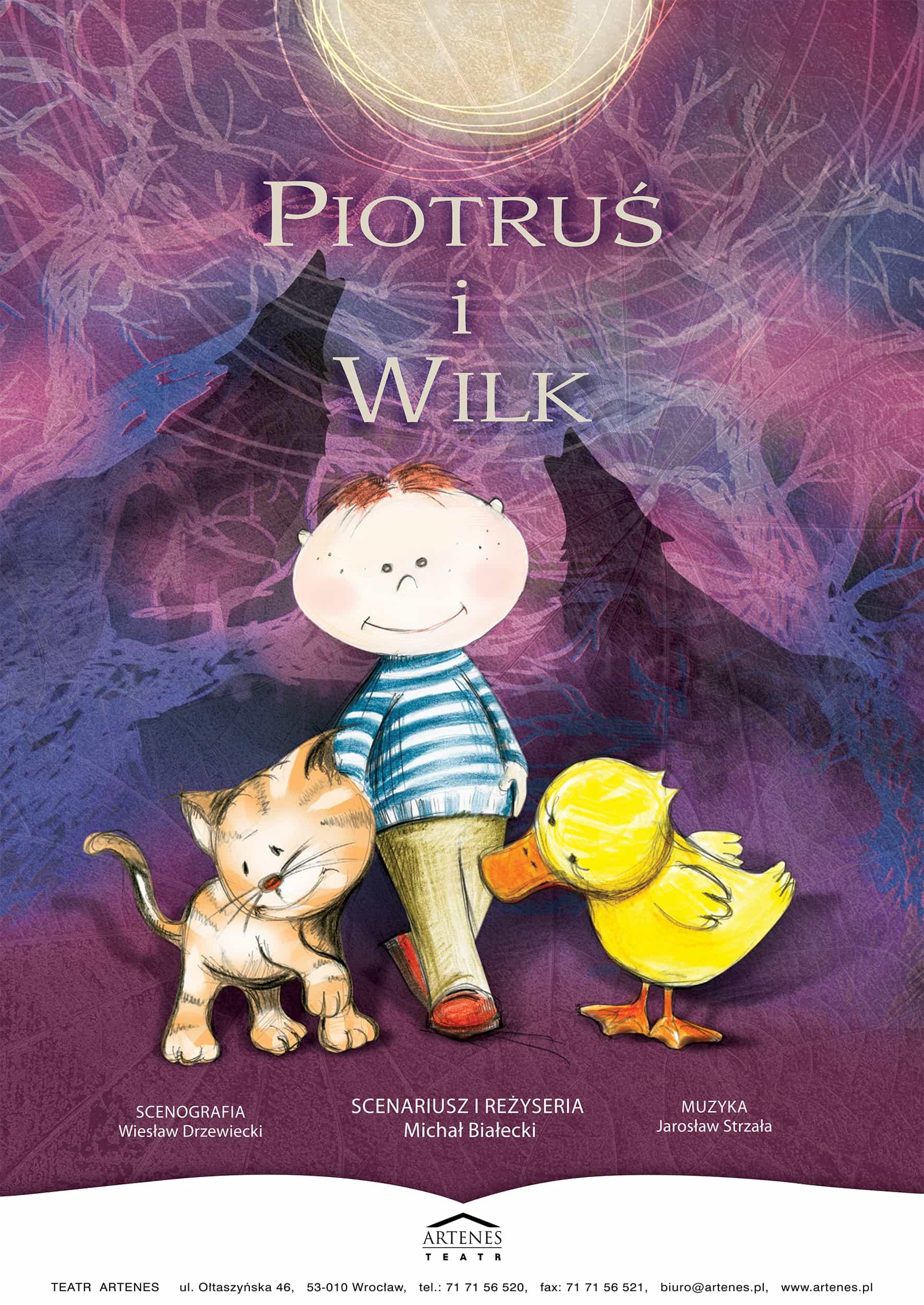 Piotruś i Wilk